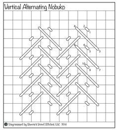 Vertical Alternating Nobuko