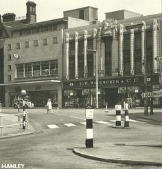 Woolworths - now a Pound Shop - who'd have thought it!