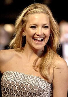 Kate Hudson. She's just a cool chick. Love her style. And her mama's pretty awesome too.
