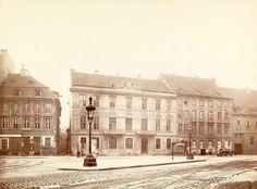 1886 Berlin - Die Stralauerstraße 32 und der Molkenmarkt 3-1.