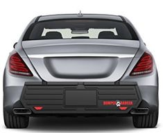 BumperBadger HD Edition - 2020 The Rear Bumper Protector and Rear Bumper Guard for Outdoor Street Parking Car Parts And Accessories, Truck Accessories, Chevy Astro Van, Passat B6, Jeep Patriot, 2016 Jeep, Honda Pilot, Chrysler 300, Collection
