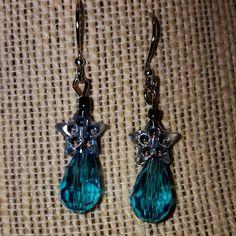 """""""Frozen"""" earrings"""