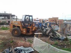 Reintegração de posse: 130 barracos são demolidos no Bequimão