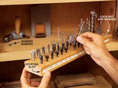 6 Storage Solutions You Can Build Into Any Cabinet - Popular ...                                                                                                                                                     Mehr