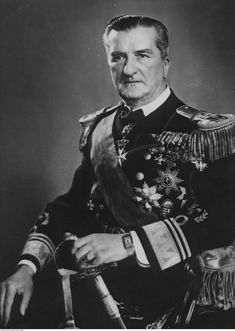 [March Hungarian Admiral and statesman Miklós Horthy becomes the Regent of Hungary. Newspaper Archives, Don Juan, The Third Reich, National Archives, Sound Of Music, World War Ii, Wwii, Che Guevara, Army