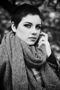 """Laura: Winter Calmness"" - Model: Laura Hartley MUA: Elly Liana"
