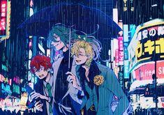 タイヤキ(@taiyaki_88)さん | Twitterがいいねしたツイート Hot Anime Guys, Cute Anime Boy, Manga Illustration, Character Illustration, Zombie Vampire, Rap Battle, Ink Painting, Guys And Girls, Division