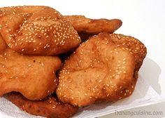 Hollow Donuts (Bánh Tiêu) | Asia Dish
