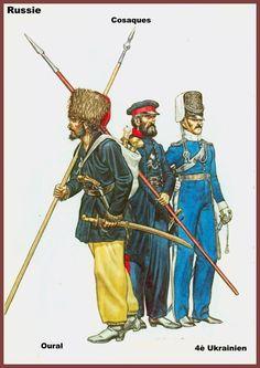 Cossacks: Ural, Don & 4th Ukrainian