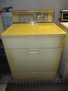 Vintage Washer And Dryers 1955 Maytag Automatic Washer