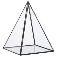 Terrarium Pyramide Zwart Helder kopen? Bestel online of kom naar één van onze winkels. Kwantum, daar woon je beter van! Terrarium, Tripod Lamp, Lighting, Home Decor, Furniture, Glass, Homemade Home Decor, Terrariums, Home Furnishings