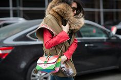NYFW February 2015 #streetstyle