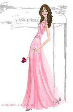 ooh la frou frou....It's So Fun Being A Girl...Love This :) by Sandy M