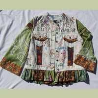 altered art jackets - Google Search