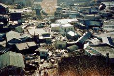 Downtown Valdez, 1964 Alaska Earthquake, Alaska Earthquake of 1964
