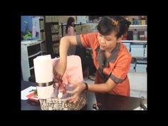 Tutorial seserahan alat mandi (untuk pernikahan) by Wedding Gallery Yogyakarta - YouTube