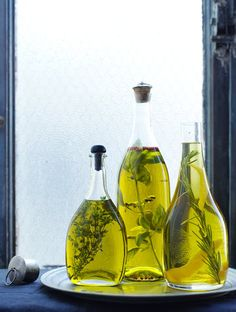 infused oils are so easy to do!