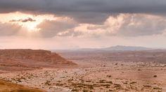 Negev Desert landscape by Kobi Travizki on 500px