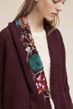 Shop the Emblem Embroidered Sweater Jacket and more Anthropologie at Anthropologie today. Read customer reviews, discover product details and more.