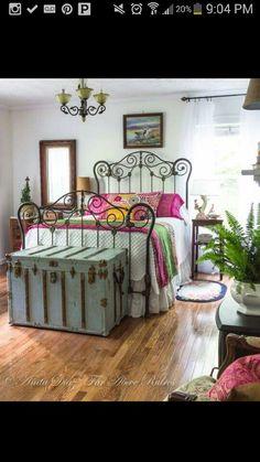 81bfba8bd5350 Cobblestones Vintage Magical Home, Bedroom Vintage, Shabby Vintage, Shabby  Chic, Bedroom Colors