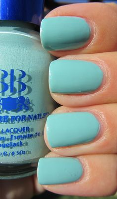 My Nail Polish Obsession: BB Couture Hangover Blues