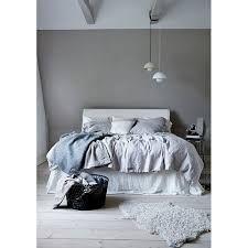 Sängkappa, linne, naturfärger