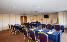 meeting rooms at the Riverside park hotel Conference Meeting, Riverside Park, Team Building Events, Meeting Rooms, Park Hotel, Table, Furniture, Home Decor, Homemade Home Decor