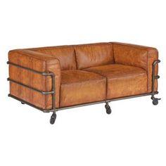 Sofa in Light Brown | Nebraska Furniture Mart
