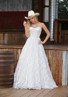 DaVinci Bridal 50302 Wedding Dress - The Knot