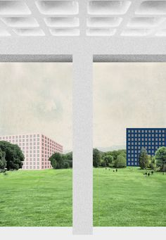 UHO Architects | Student city Tirana