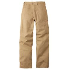 Mountain Khakis.  Despite some durability issues with my last pair, I love these pants and pretty much live in them