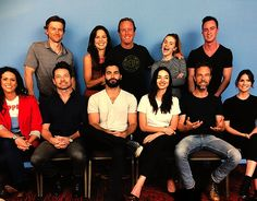 Teen Wolf family - HowlerCon 2017