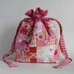"""first aid travel pouch stitched with """"take care"""" @acuppaandacatchup"""