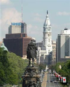 Philadelphia,home of the orange and black,the Flyers