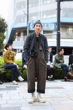 Street Style: KOO, Tokyo | Fashionsnap.com