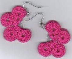 granny crochet jewelry - Google Search