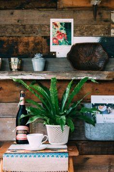 Creating a garden retreat par Lobster and Swan