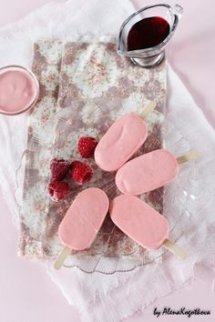 Rasberry Parfait