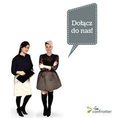 Dołącz do nas! >> www.confronter.pl/pl/kariera