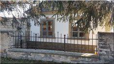 Eladó vidéki ház Nagyvázsonyban Cottage Homes, Pergola, Sweet Home, Deck, Indoor, Exterior, Country, Outdoor Decor, House
