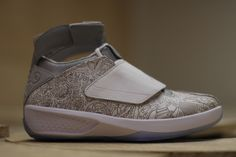 "Air Jordan XX Retro ""Laser"" (Detailed Pictures & Release Info)"