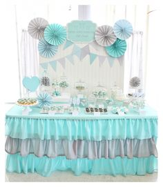 33 Ideas for baby shower decorations for boys table babyshower Baby Shower Decorations For Boys, Boy Baby Shower Themes, Birthday Decorations, Idee Baby Shower, Baby Boy Shower, Boy Baby Showers, Shower Party, Baby Shower Parties, Elephant Theme