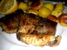 Kapor na víne s cesnakom - Recept 20 Min, Fish Recipes, Vines, Pork, Meat, Fish Food, Cooking, Kale Stir Fry, Fish Feed