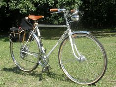 1971 Raleigh Sprite Ten Speed by Sly Red, Chicago, via Flickr
