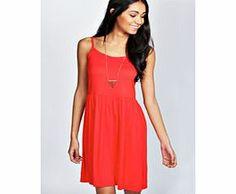 boohoo Suzie Strappy Skater Dress - orange azz45543 Suzie Strappy Skater Dress - orange http://www.comparestoreprices.co.uk/dresses/boohoo-suzie-strappy-skater-dress--orange-azz45543.asp