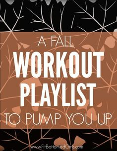 Less daylight leaving your motivation on the sidelines? Get it back with this workout playlist! Exercise for life. The best method in Absolutely safe and easy! Workout Routines For Women, Gym Routine, Fit Girl Motivation, Fitness Motivation, Exercise Motivation, Fall Playlist, Workout Music, Exercise Music, Workout Fun