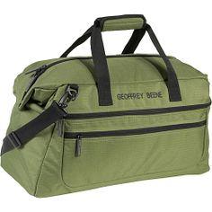 "Geoffrey Beene Luggage 26"" Weekender Olive - Geoffrey Beene Luggage Travel Duffels"