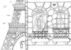 849 Best Coloring Pages *Barbie / Disney / Nouveau etc