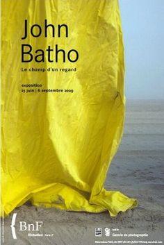 John Batho, Le champ d'un regard, Bnf John Batho, Bnf, Champs, Paper Shopping Bag, Expositions, Poster Prints, Masters, Spaces, Illustration