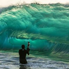 S)(ooting Shorebreak. Photo @__jmv__ #clarklittle @hurley by clarklittle